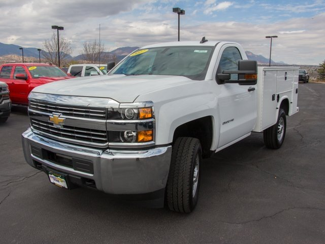 2017 Silverado 2500 Regular Cab 4x4, Knapheide Service Body #W4528 - photo 5