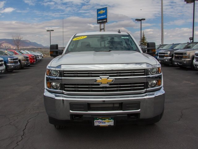 2017 Silverado 2500 Regular Cab 4x4, Knapheide Service Body #W4528 - photo 7