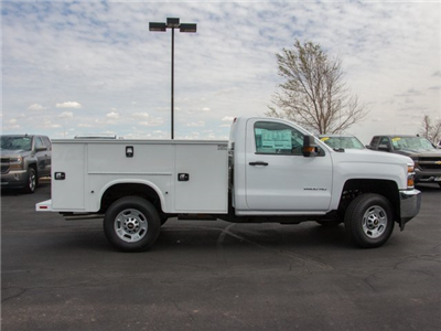2017 Silverado 2500 Regular Cab 4x4, Knapheide Standard Service Body #W4528 - photo 3