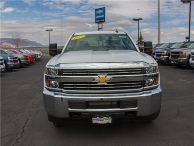 2017 Silverado 2500 Regular Cab 4x4, Knapheide Standard Service Body #W4528 - photo 7