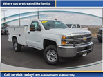 2017 Silverado 2500 Regular Cab 4x4, Knapheide Standard Service Body #W4528 - photo 6