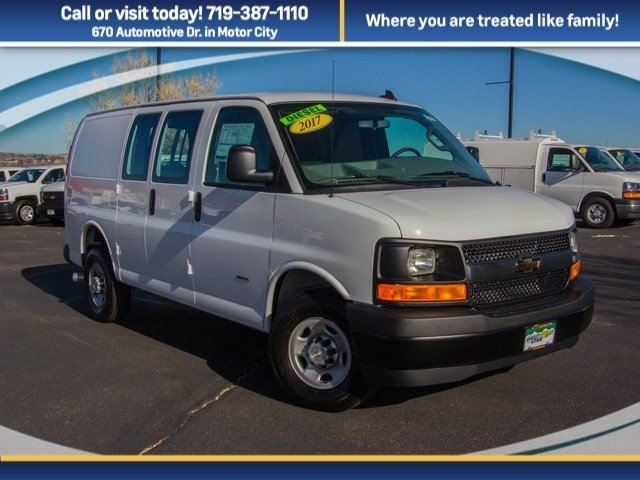 2017 Express 2500, Cargo Van #W4917 - photo 3