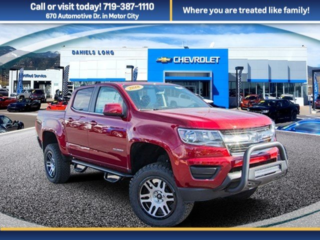 2018 Colorado Crew Cab 4x4, Pickup #X5068 - photo 1