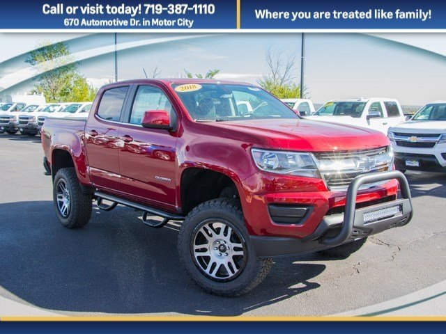 2018 Colorado Crew Cab 4x4, Pickup #X5068 - photo 3