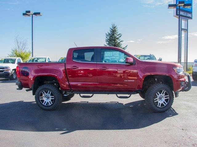 2018 Colorado Crew Cab 4x4, Pickup #X5068 - photo 4