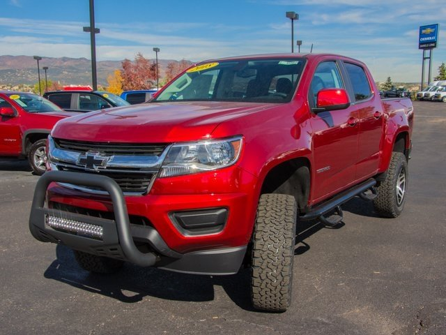 2018 Colorado Crew Cab 4x4, Pickup #X5068 - photo 7