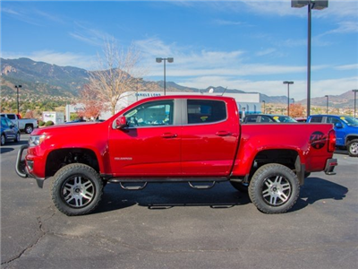 2018 Colorado Crew Cab 4x4, Pickup #X5068 - photo 6