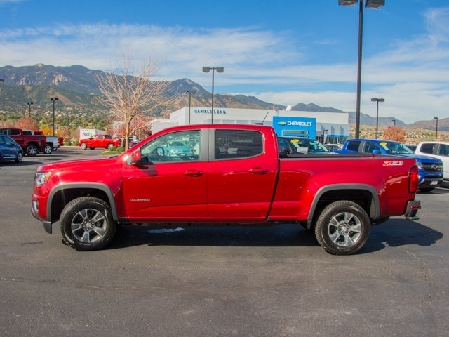 2018 Colorado Crew Cab 4x4 Pickup #X5082 - photo 6