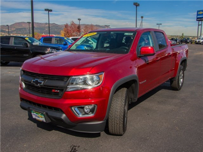 2018 Colorado Crew Cab 4x4 Pickup #X5082 - photo 7