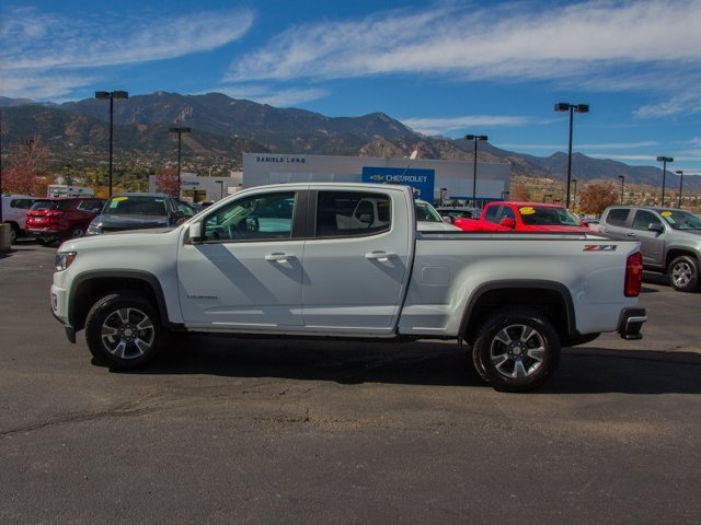 2018 Colorado Crew Cab 4x4, Pickup #X5085 - photo 6
