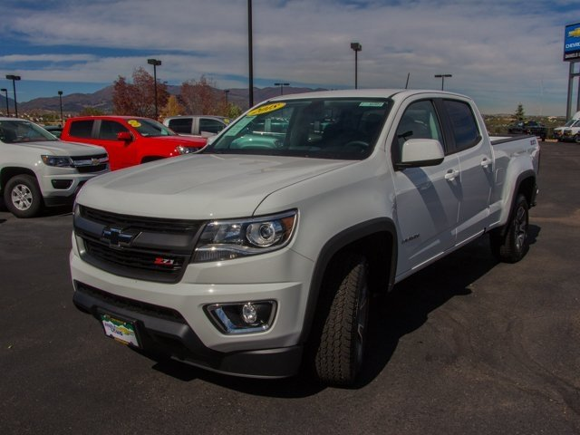 2018 Colorado Crew Cab 4x4, Pickup #X5085 - photo 7