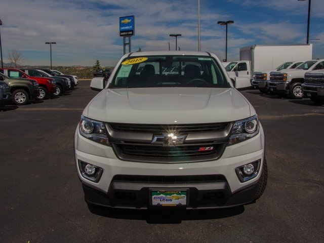 2018 Colorado Crew Cab 4x4, Pickup #X5085 - photo 8