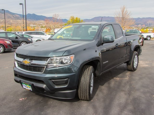 2018 Colorado Extended Cab 4x4, Pickup #X5119 - photo 7