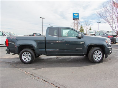 2018 Colorado Extended Cab 4x4, Pickup #X5119 - photo 4