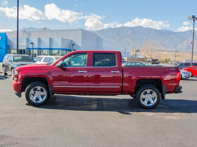 2018 Silverado 1500 Crew Cab 4x4 Pickup #X5139 - photo 5