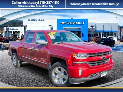 2018 Silverado 1500 Crew Cab 4x4 Pickup #X5139 - photo 1