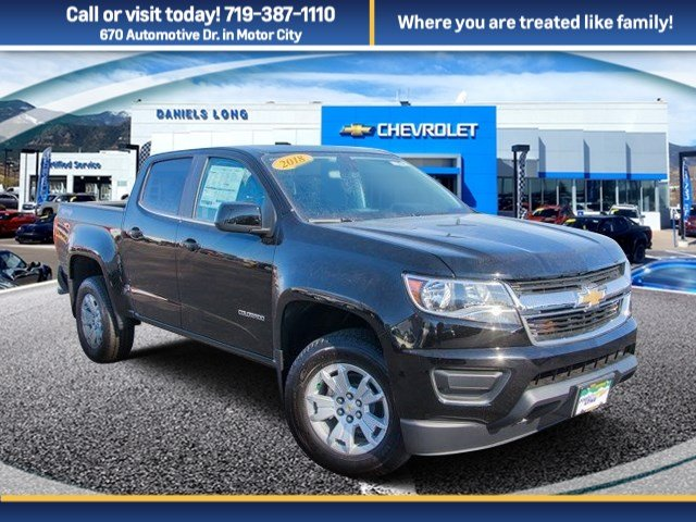 2018 Colorado Crew Cab 4x4, Pickup #X5140 - photo 1