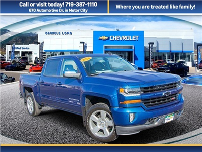 2018 Silverado 1500 Crew Cab 4x4,  Pickup #X5149 - photo 1