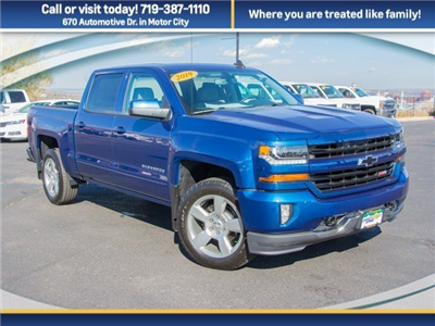 2018 Silverado 1500 Crew Cab 4x4,  Pickup #X5149 - photo 3