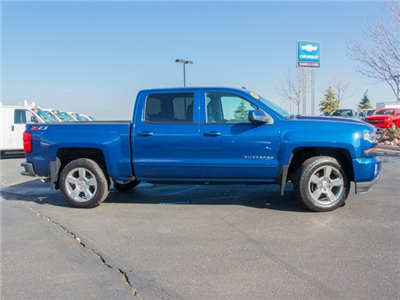 2018 Silverado 1500 Crew Cab 4x4,  Pickup #X5149 - photo 4