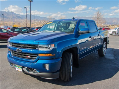 2018 Silverado 1500 Crew Cab 4x4,  Pickup #X5149 - photo 7