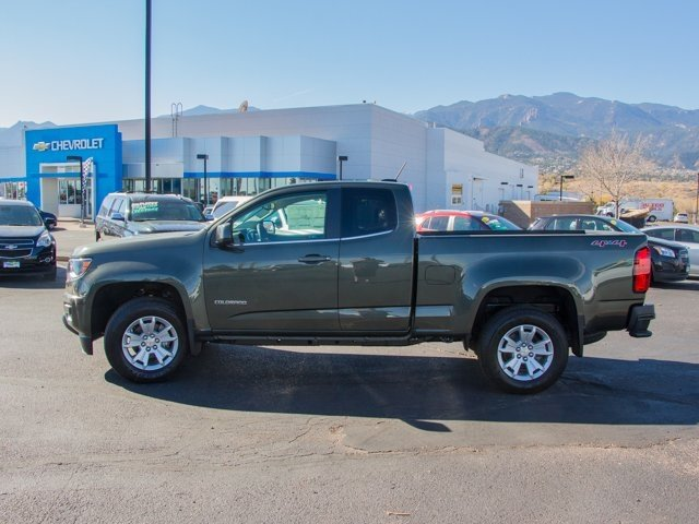 2018 Colorado Extended Cab 4x4, Pickup #X5152 - photo 6