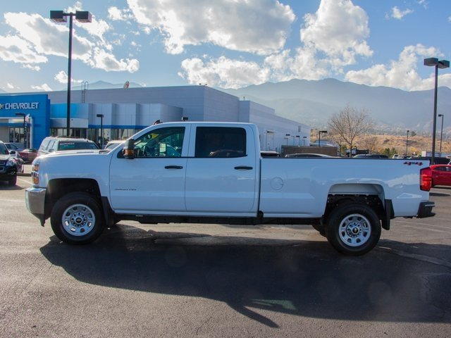 2018 Silverado 3500 Crew Cab 4x4 Pickup #X5162 - photo 6
