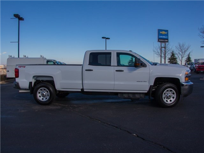 2018 Silverado 3500 Crew Cab 4x4 Pickup #X5162 - photo 4
