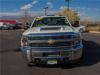 2018 Silverado 3500 Crew Cab 4x4 Pickup #X5162 - photo 8