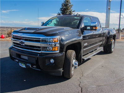 2018 Silverado 3500 Crew Cab 4x4, Pickup #X5173 - photo 6