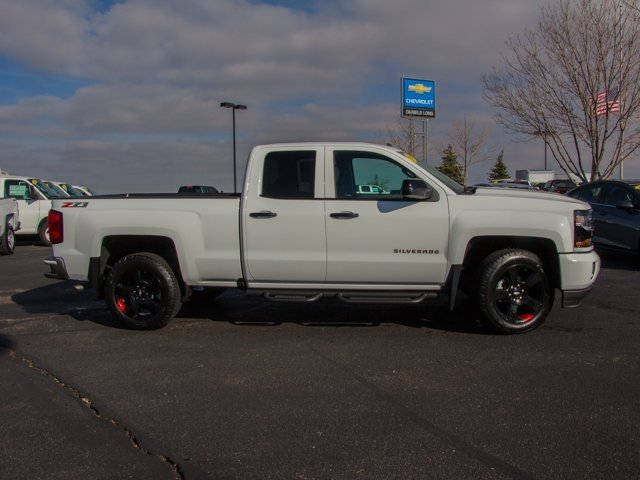 2018 Silverado 1500 Double Cab 4x4,  Pickup #X5187 - photo 4