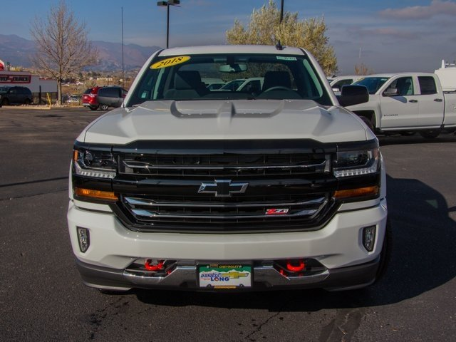 2018 Silverado 1500 Double Cab 4x4,  Pickup #X5187 - photo 8