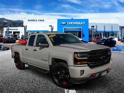 2018 Silverado 1500 Double Cab 4x4,  Pickup #X5187 - photo 1