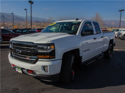 2018 Silverado 1500 Double Cab 4x4,  Pickup #X5187 - photo 7