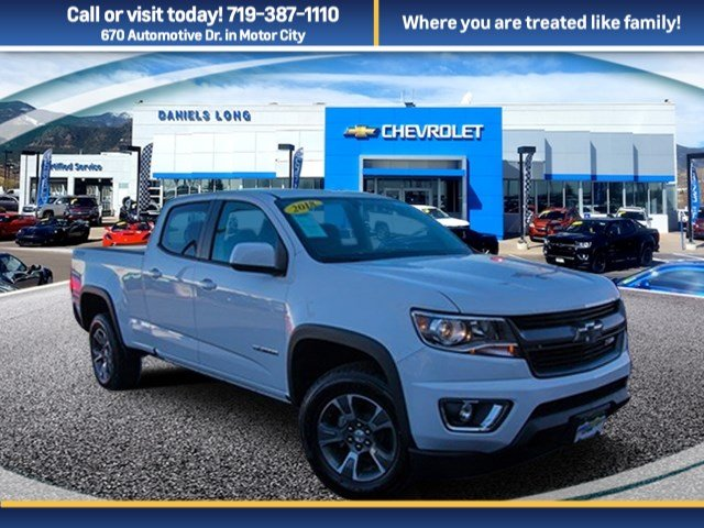 2018 Colorado Crew Cab 4x4, Pickup #X5198 - photo 1