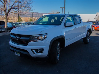 2018 Colorado Crew Cab 4x4, Pickup #X5198 - photo 7