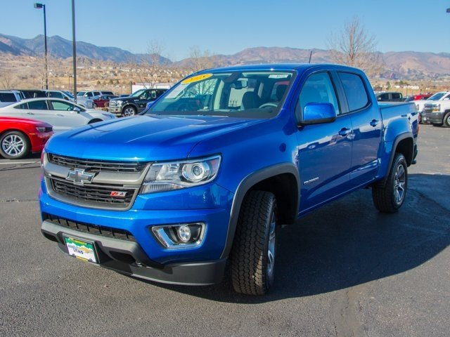 2018 Colorado Crew Cab 4x4, Pickup #X5210 - photo 7