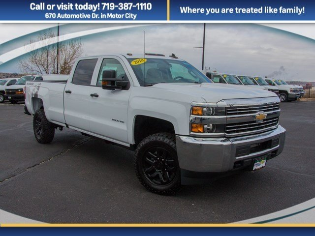2018 Silverado 2500 Crew Cab 4x4 Pickup #X5236 - photo 3
