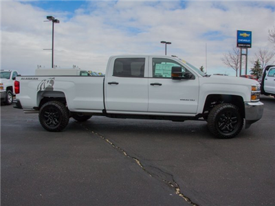 2018 Silverado 2500 Crew Cab 4x4 Pickup #X5236 - photo 4