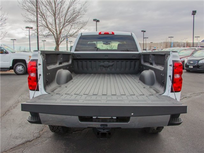 2018 Silverado 2500 Crew Cab 4x4 Pickup #X5236 - photo 5