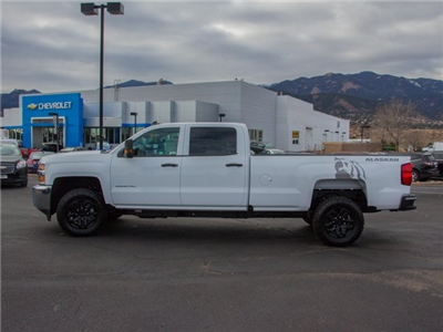 2018 Silverado 2500 Crew Cab 4x4 Pickup #X5236 - photo 6