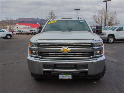 2018 Silverado 2500 Crew Cab 4x4 Pickup #X5236 - photo 8