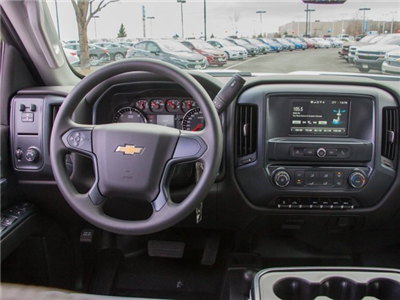 2018 Silverado 2500 Crew Cab 4x4 Pickup #X5236 - photo 13