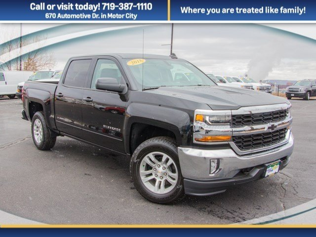 2018 Silverado 1500 Crew Cab 4x4 Pickup #X5243 - photo 3