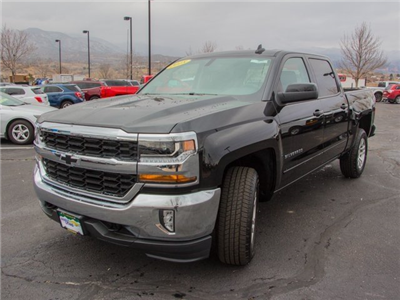 2018 Silverado 1500 Crew Cab 4x4 Pickup #X5243 - photo 7