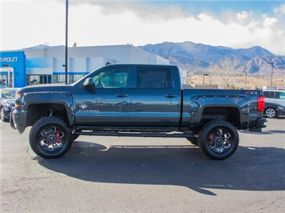 2018 Silverado 1500 Crew Cab 4x4, Pickup #X5274 - photo 6
