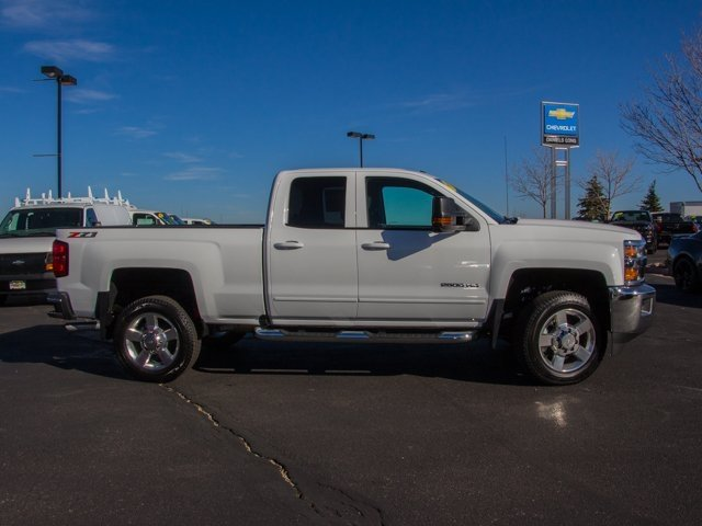 2018 Silverado 2500 Extended Cab 4x4 Pickup #X5275 - photo 2