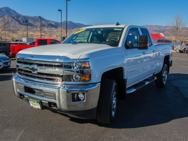 2018 Silverado 2500 Extended Cab 4x4 Pickup #X5275 - photo 6