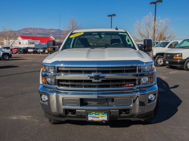 2018 Silverado 2500 Extended Cab 4x4 Pickup #X5275 - photo 7