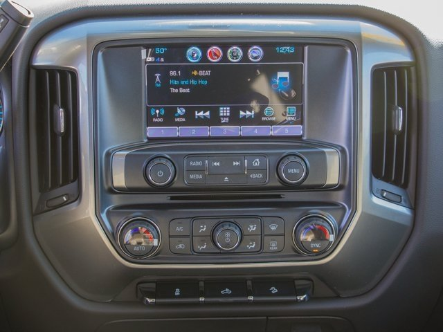 2018 Silverado 2500 Extended Cab 4x4 Pickup #X5275 - photo 13